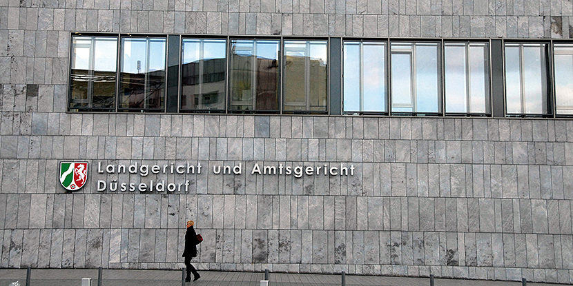 Automatic injunction, German patent judges