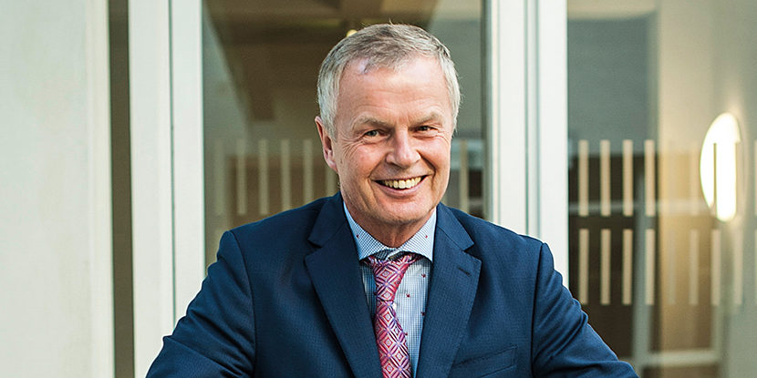 Christoph Ernst, the former Chair of the Administrative Council took over the post as Vice-President Directorate-General Legal/ International Affairs at the EPO at the beginning of 2019.