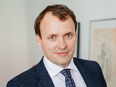 Daniel Hoppe patent litigator Preu Bohlig