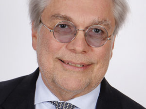 Hans-Rainer Jaenichen, patent attorney, Vossius & Partner