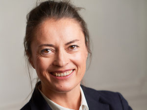 Sabine Agé, partner, Philips and TCL
