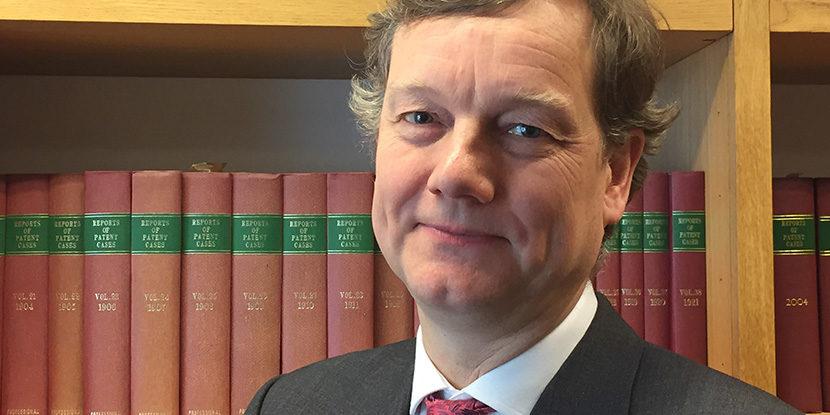 Colin Birss, High Court, FRAND