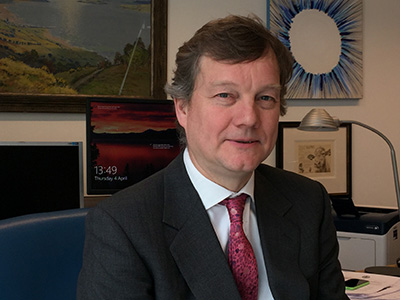 Judge Colin Birss, IPEC, UK High Court