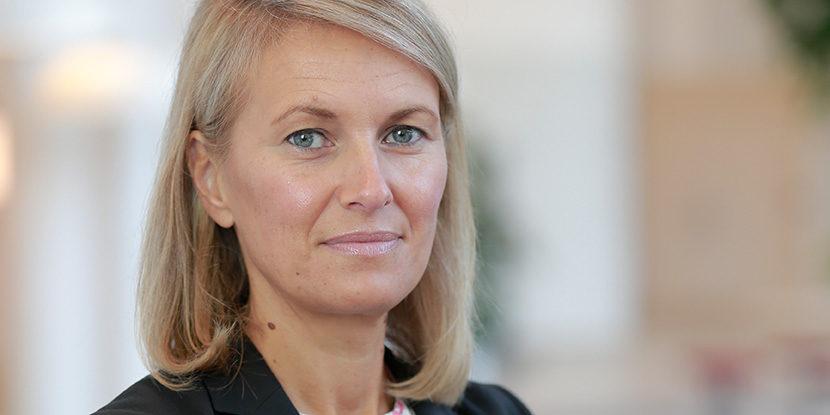 Christina Petersson, CIPO, Ericsson
