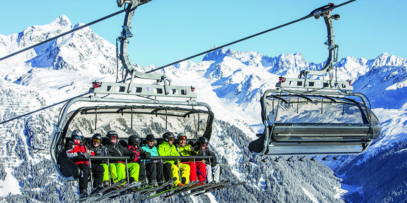 Ski lift patent, Innova, LST