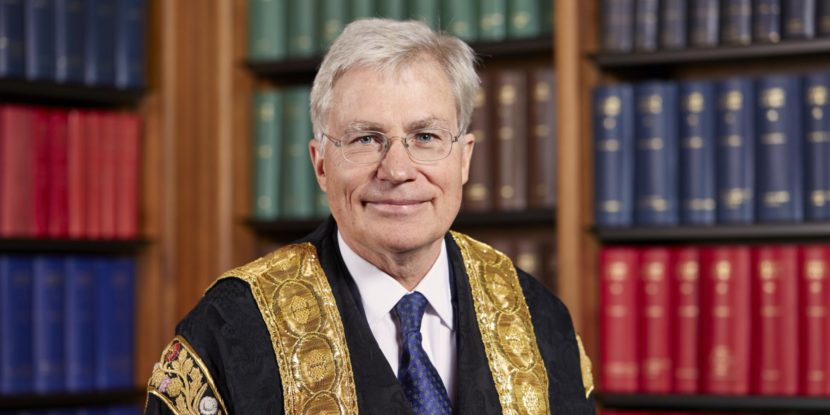 David Kitchin, Lord Kitchin, UK Supreme Court judge