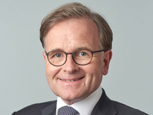 Martin Herzog, patent attorney, Herzog Fiesser & Partner, Munich