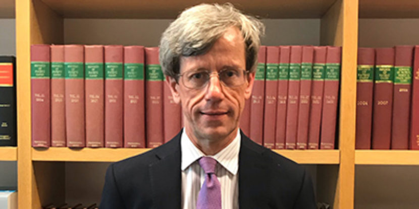 Richard Arnold, High Court, London, patent