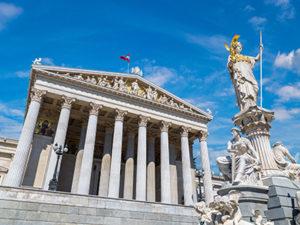 Austrian parliament, Austrian patent firms