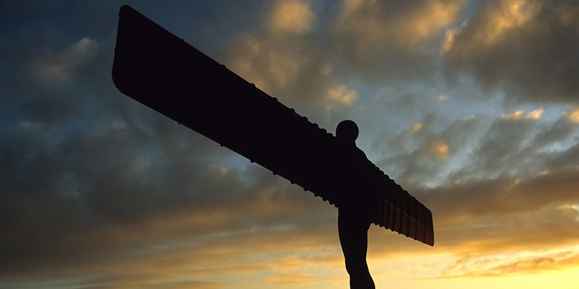 Angel of the North, IPEC