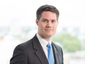 James Tumbridge, head of litigation, Venner Shipley, IPEC small claims