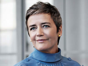 Margrethe Vestager, EU Commissioner for Competition and Digital Affairs, Nokia and Daimler