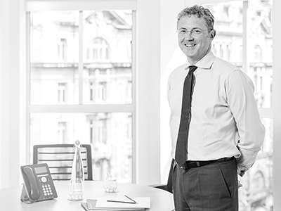 Ian Kirby, Carpmaels, London's patent firms