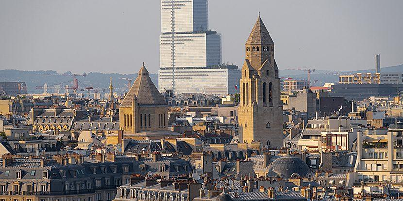 Tribunal judiciare de Paris, judges